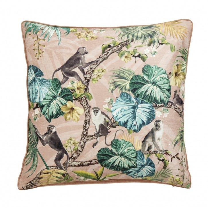 Jungle Monkey Cushion