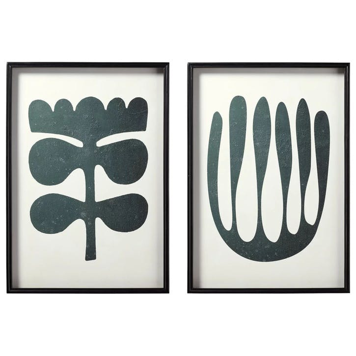 Eferi Framed Prints, Set of 2