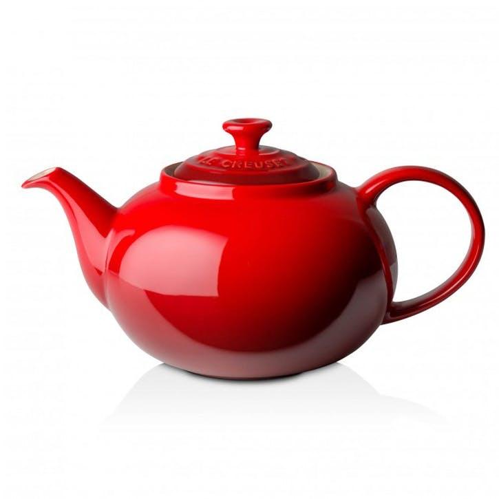 Stoneware Classic Teapot - 1.3L; Cerise