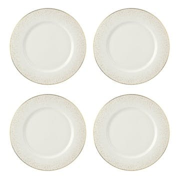 Celestial Collection Dinner Plate, Set of 4