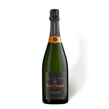 Veuve Clicquot Extra Brut Extra Old - Bottle