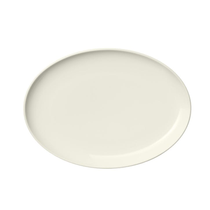 Essence Plate Oval White