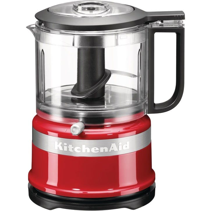 Mini Food Processor; Empire Red