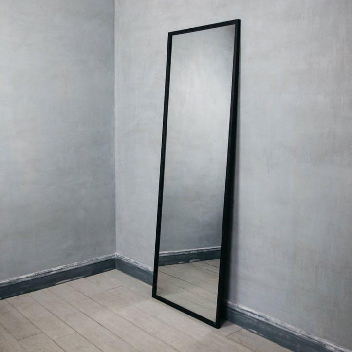 Tall Iron Mirror