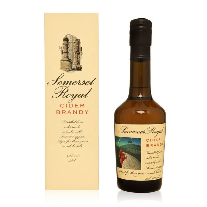 Somerset Cider Brandy, 3 Years Old 42%