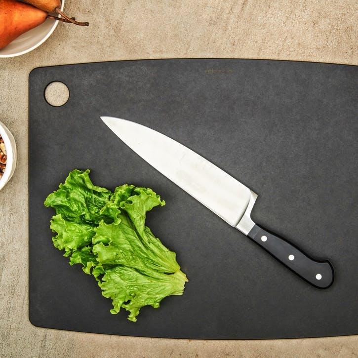 Chopping Board, L44 x W33cm, Black