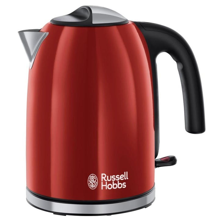 Colours Plus Kettle; Red