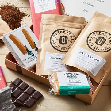 3-Month Letter Box Hamper Subscription: The Coffee One