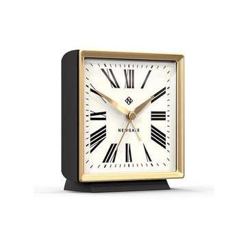 The Skyscraper Alarm Clock, Grey and Gold