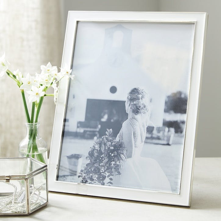Resin Photo Frame, 8x10""
