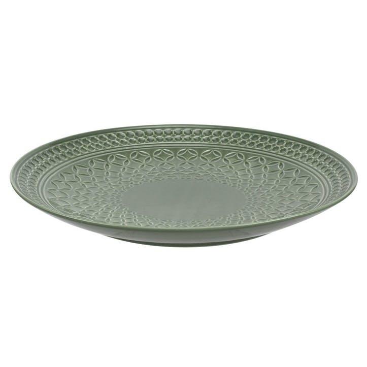 Atrium Embossed Platter