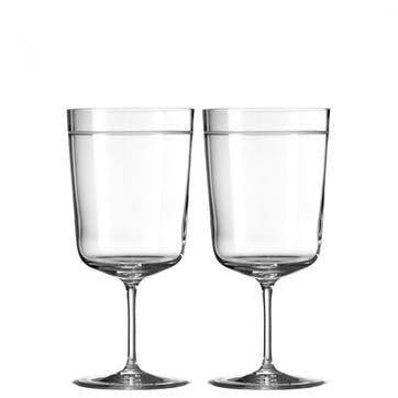 Bande Beverage Glass, Set of 2