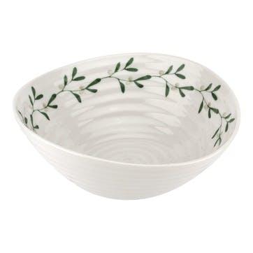 Mistletoe Bowls, Set of 4