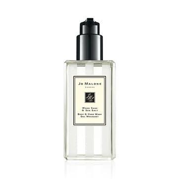 Body & Hand Wash, Wood Sage & Sea Salt, 250ml