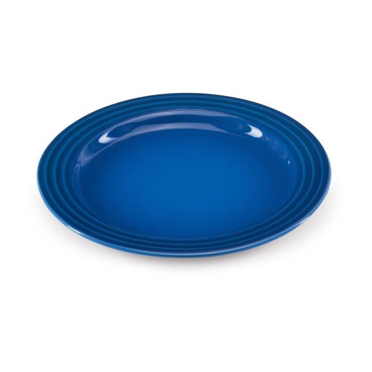 Side Plate - 22cm; Marseille Blue