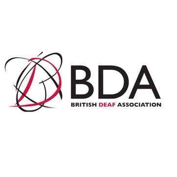 A Donation Towards The British Deaf Association