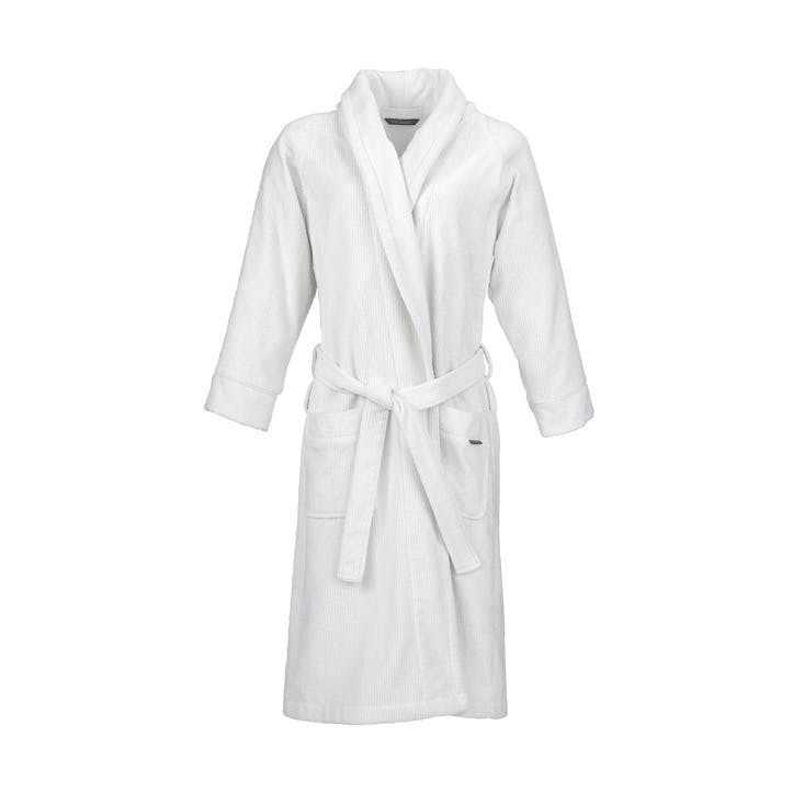 Luxury Egyptian Robe, Large/Extra Large, White