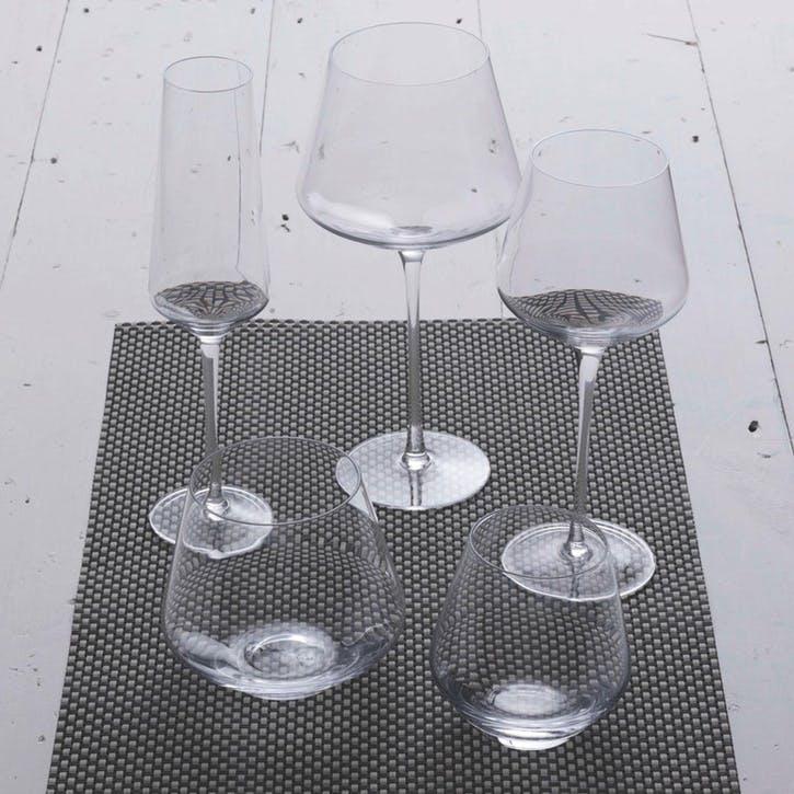 Hamburg Red Wine Glass, Set of 4