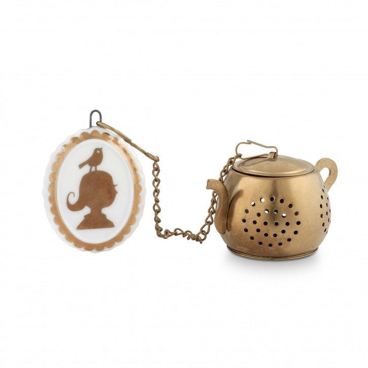 PiP Royal White Tea Infuser Medallion