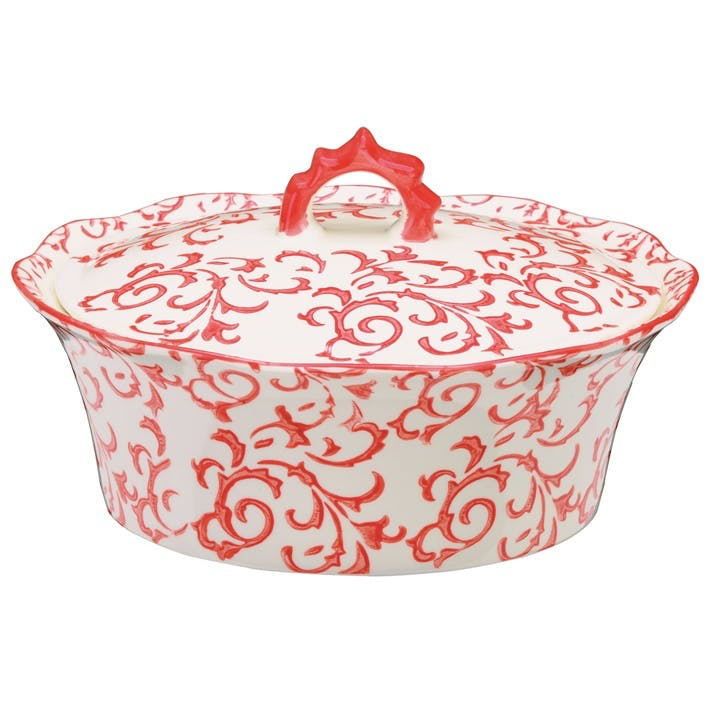 Heritage Casserole, Red, 220cl