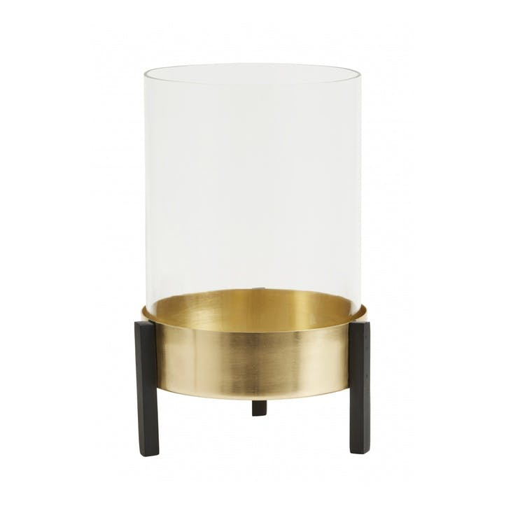 Contemporary Hurricane Lamp