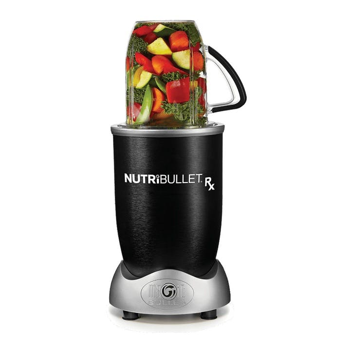 Nutribullet RX Blender; Black