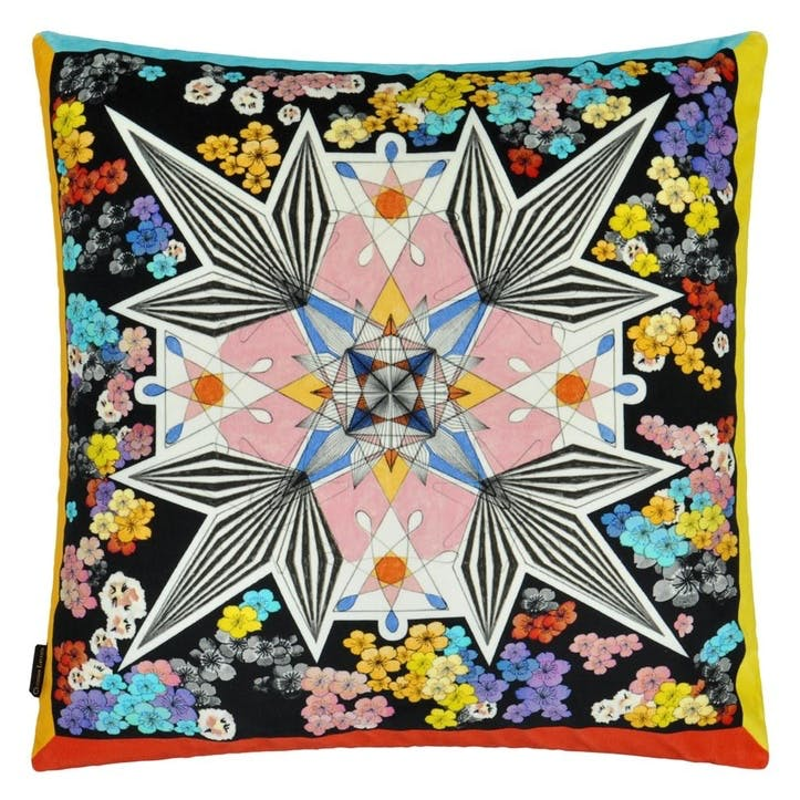 Christian Lacroix, Flower Galaxy Cushion, H50 x W50cm