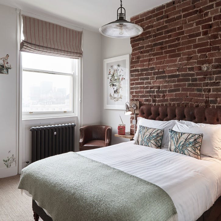 A voucher towards a stay at Artist Residence Brighton Hotel for two, Brighton