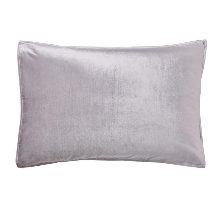 Samara Housewife Pillowcase, Platinum