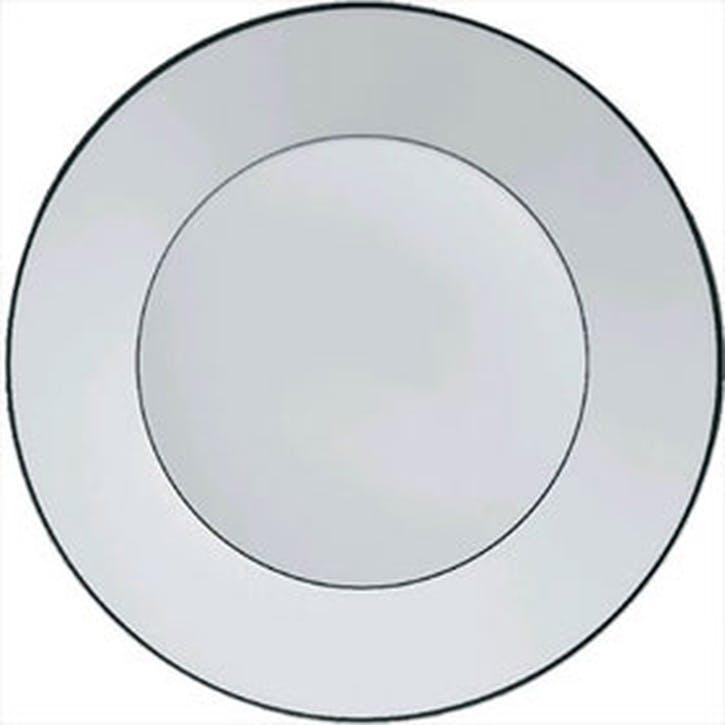 Platinum Salad Plate