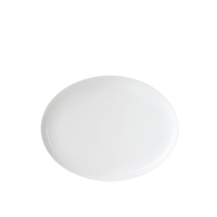 Coupe Oval Serving Platter, 31cm