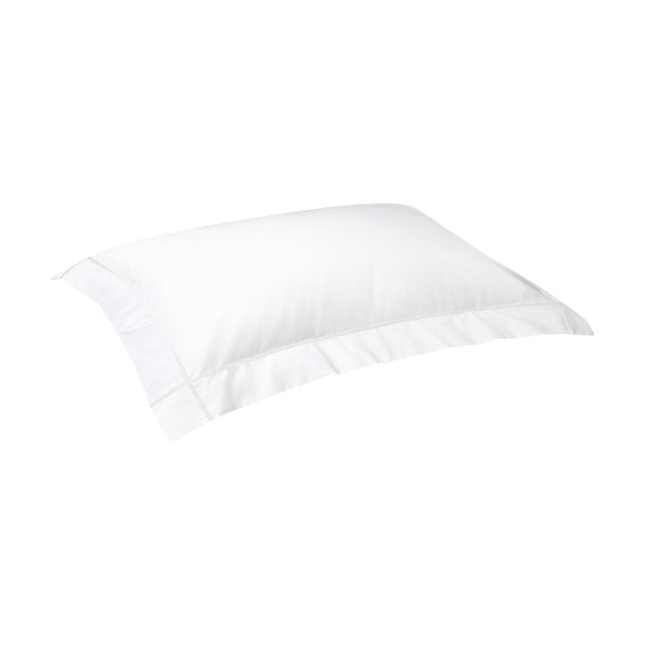 Athena Blanc Oxford Pillowcase, Standard