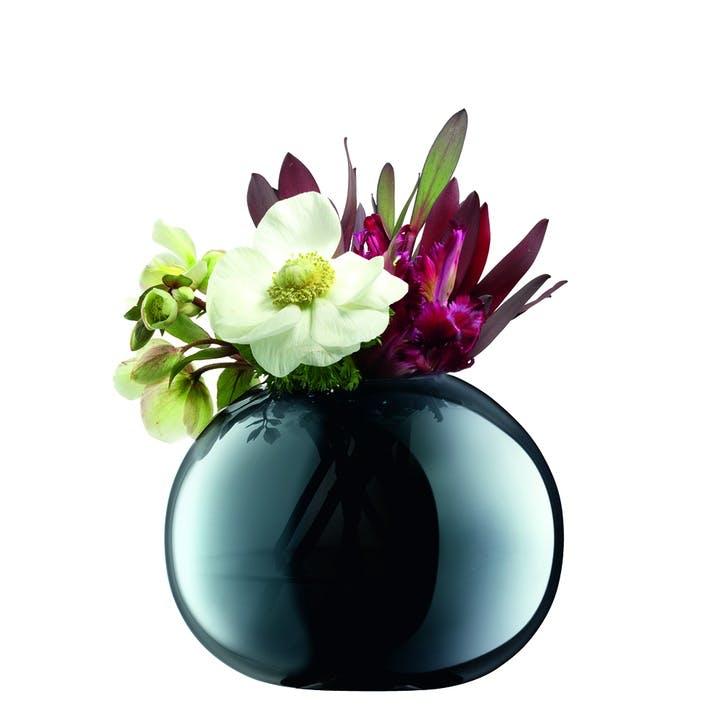 Époque, Vase, H13.5cm, Sapphire
