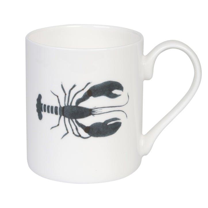 'Lobster' Solo Mug, Large