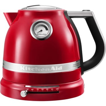 Artisan Kettle - 1.5L; Empire Red