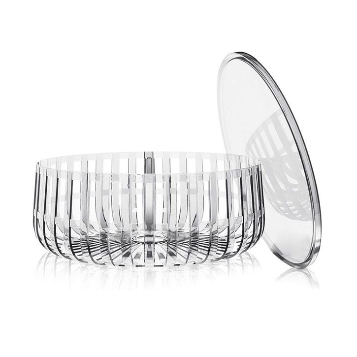 Panier, Coffee Table, Crystal