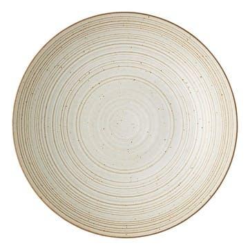 Nature, Dessert Plate, Dia23cm, Sand