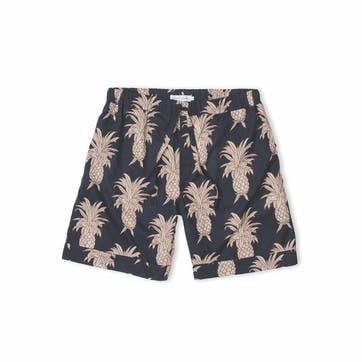 Howie Pyjama Shorts, Extra Large