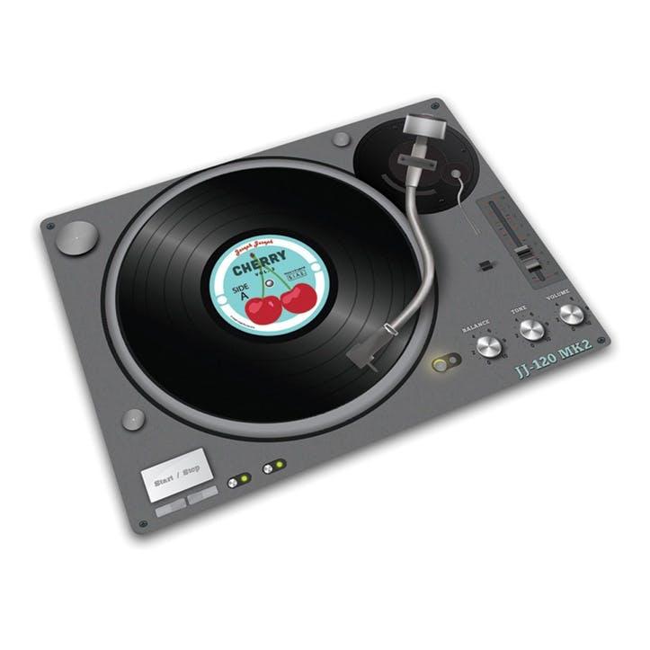 Record Player Worktop Saver