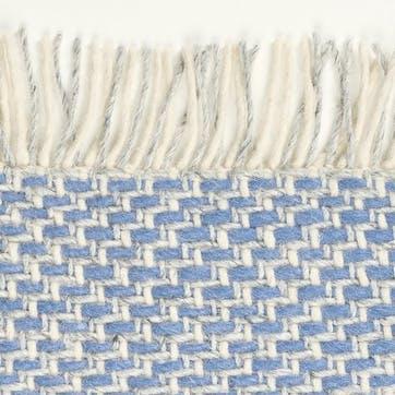 Atelier Craft, Rug, 160 x 230cm, Blue