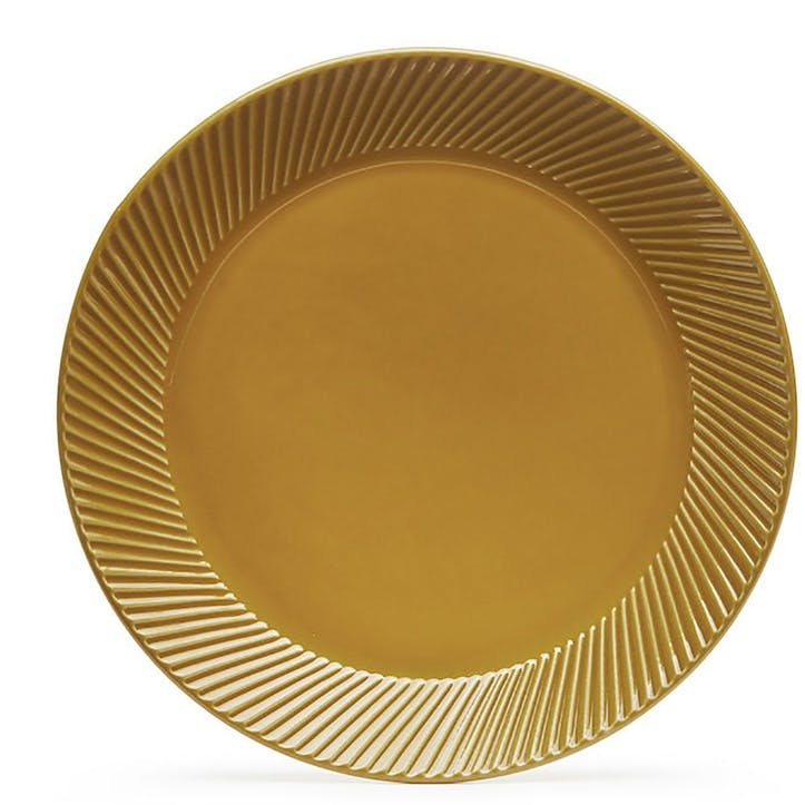 Coffee & More, Side Plate, 20cm, Yellow