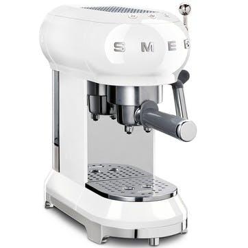 Espresso Machine, White