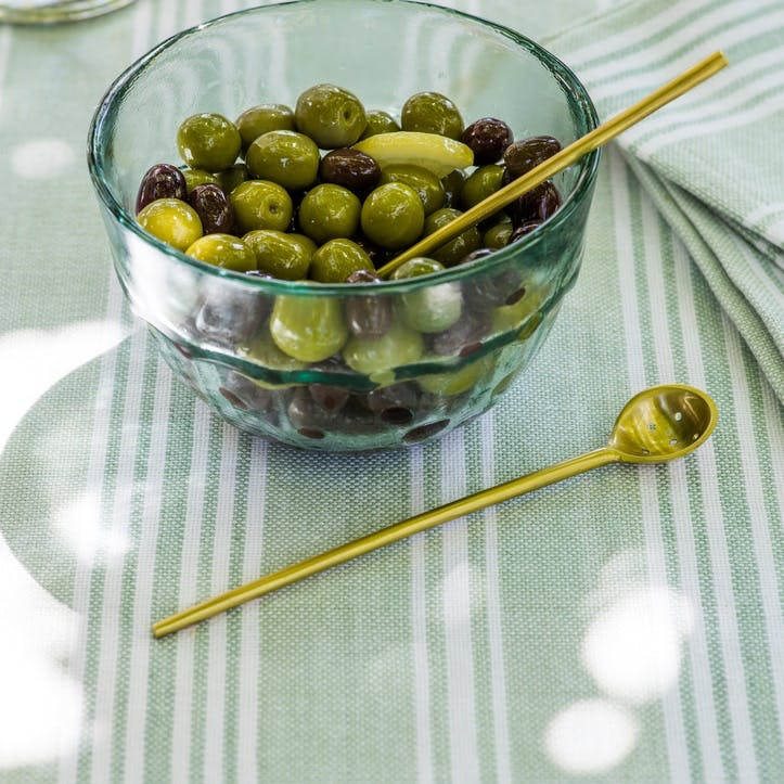 Olive Spoons, Set of 2