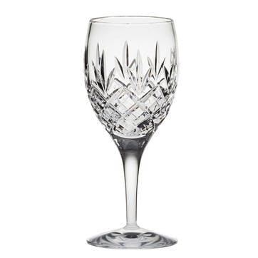 Edinburgh Large Crystal Wine Glasses, Set of 2