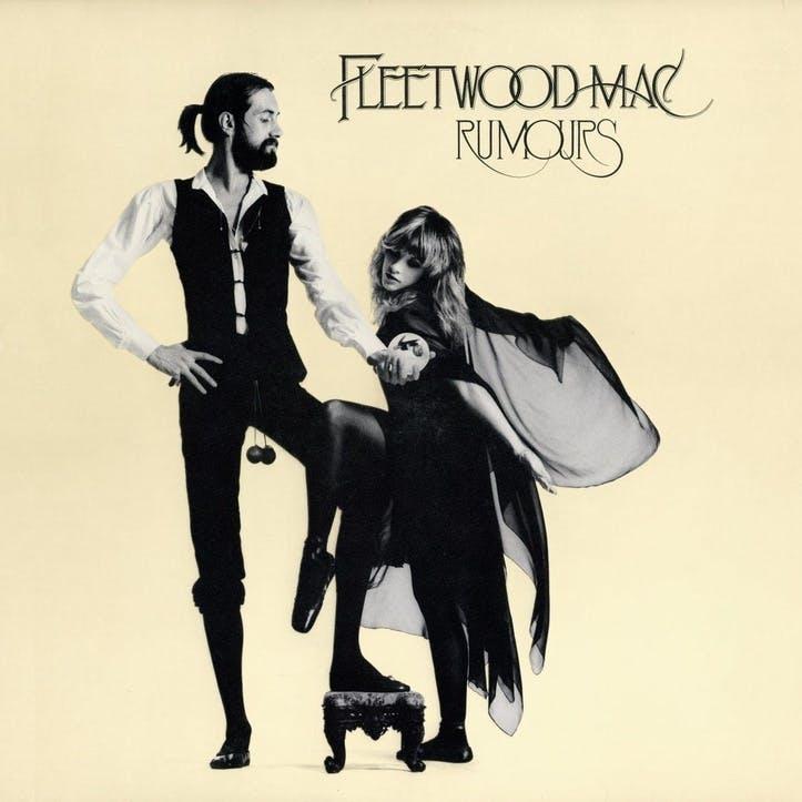 """Fleetwood Mac, Rumours 12"""" Vinyl"""