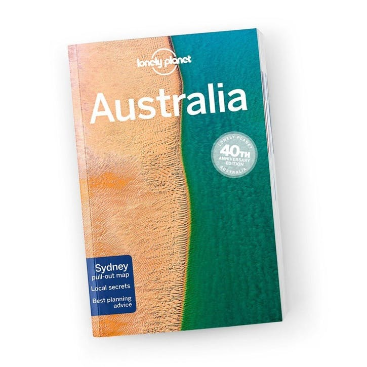 Lonely Planet Australia, Paperback