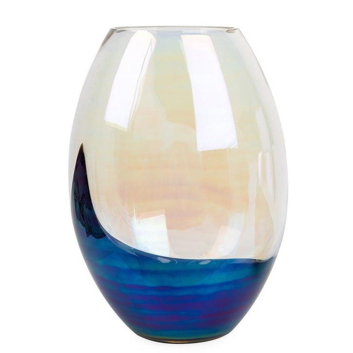Slick Oval Vase - Large
