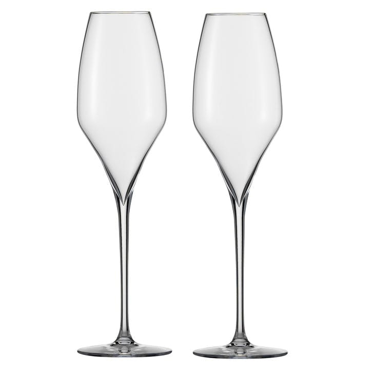 The First Sparkling Wine Glass, Set of 2