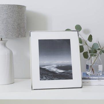 Fine Silver Photo Frame 8x10''