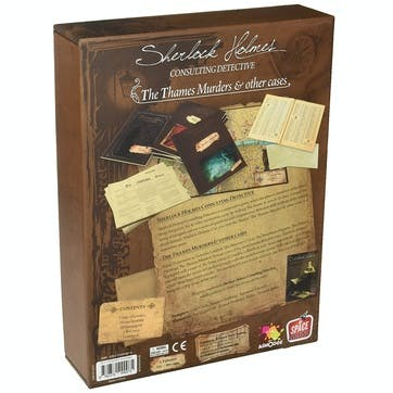 Thames Murders: Sherlock Holmes: Consulting Detective